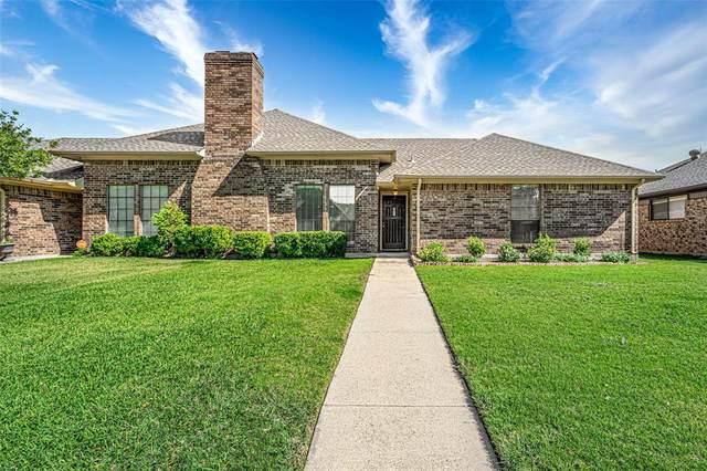 3921 Saint Christopher Lane, Dallas, TX 75287 (MLS #14694435) :: VIVO Realty
