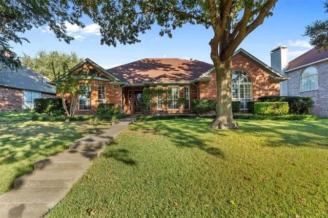 655 Ridgemont Drive, Allen, TX 75002 (MLS #14694451) :: The Tierny Jordan Network