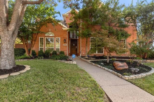 2400 Creekview Drive, Plano, TX 75093 (MLS #14694465) :: VIVO Realty