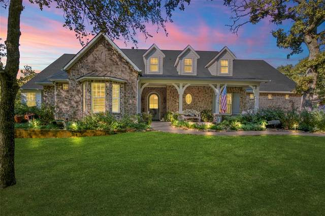 500 W Oak Shores Drive, Cross Roads, TX 76227 (MLS #14694481) :: The Good Home Team