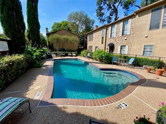 3320 Reagan Street #116, Dallas, TX 75219 (MLS #14694482) :: Premier Properties Group