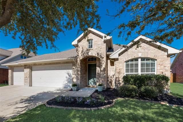 2405 Morning Dew Drive, Little Elm, TX 75068 (MLS #14694514) :: Potts Realty Group