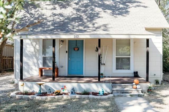 302 S Crawford Street, Denton, TX 76205 (MLS #14694523) :: Jones-Papadopoulos & Co
