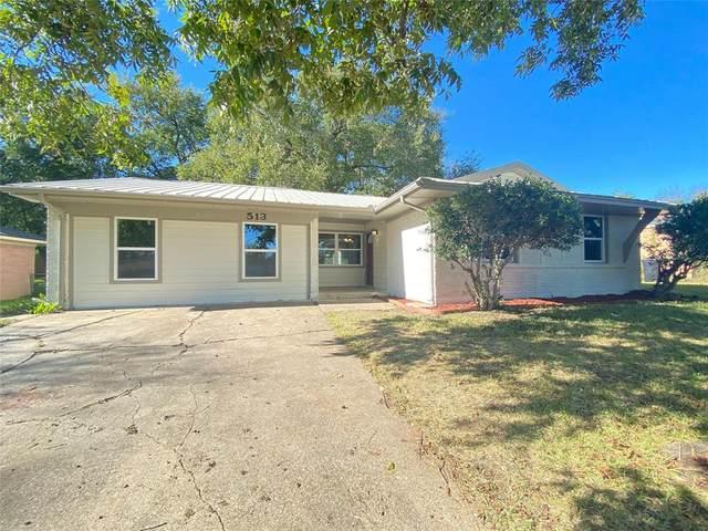 513 Lakeshore Drive, Ennis, TX 75119 (MLS #14694524) :: The Hornburg Real Estate Group