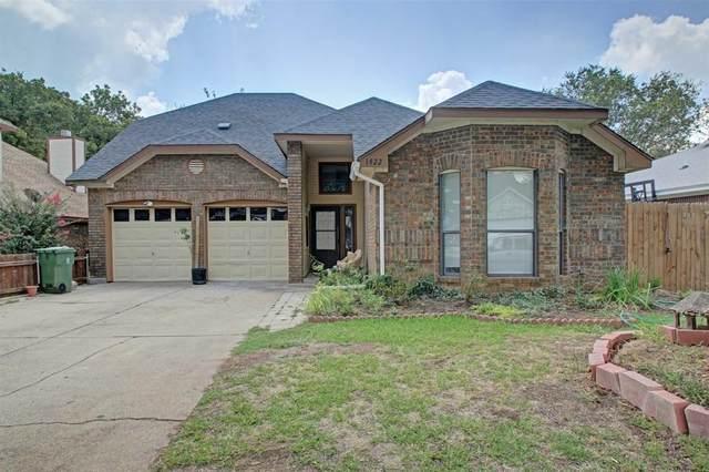 1422 Beckwith Drive, Arlington, TX 76018 (MLS #14694531) :: Texas Lifestyles Group at Keller Williams Realty