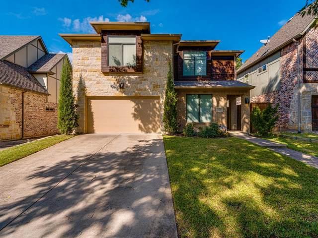 6323 Goliad Avenue, Dallas, TX 75214 (MLS #14694535) :: Front Real Estate Co.