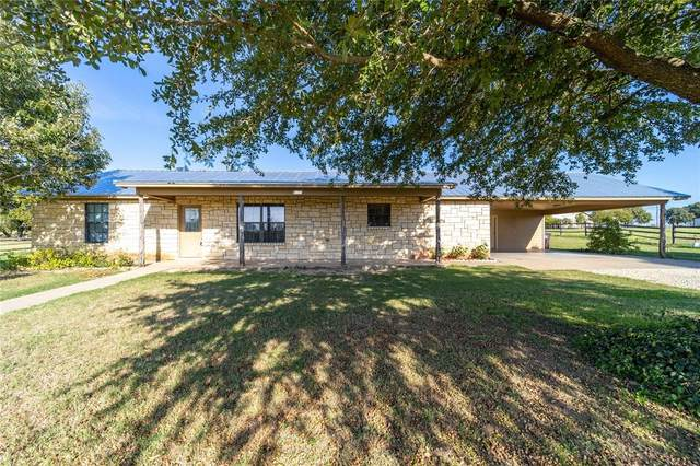 8011 County Road 176, Stephenville, TX 76401 (MLS #14694546) :: Brooks Real Estate