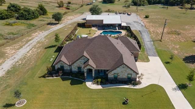 129 Sandy Creek Trail, Weatherford, TX 76085 (MLS #14694551) :: Jones-Papadopoulos & Co