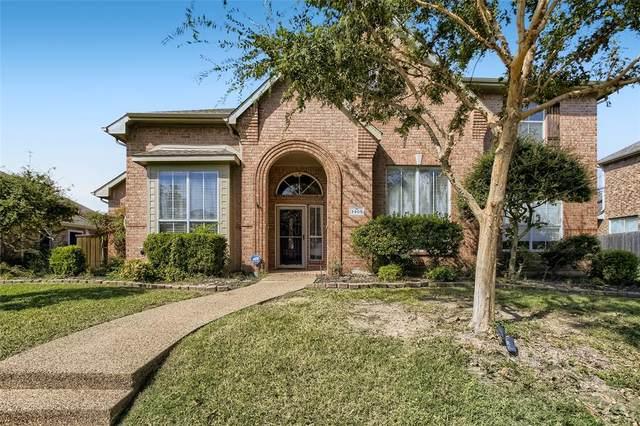 3905 Lakeside Drive, Rowlett, TX 75088 (MLS #14694558) :: Jones-Papadopoulos & Co