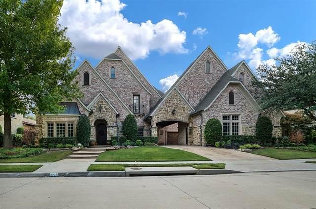 8277 Stone River Drive, Frisco, TX 75034 (MLS #14694570) :: HergGroup Dallas-Fort Worth