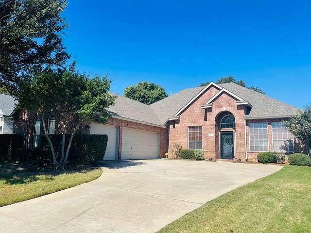 1108 Sweetwater Lane, Flower Mound, TX 75028 (MLS #14694584) :: VIVO Realty