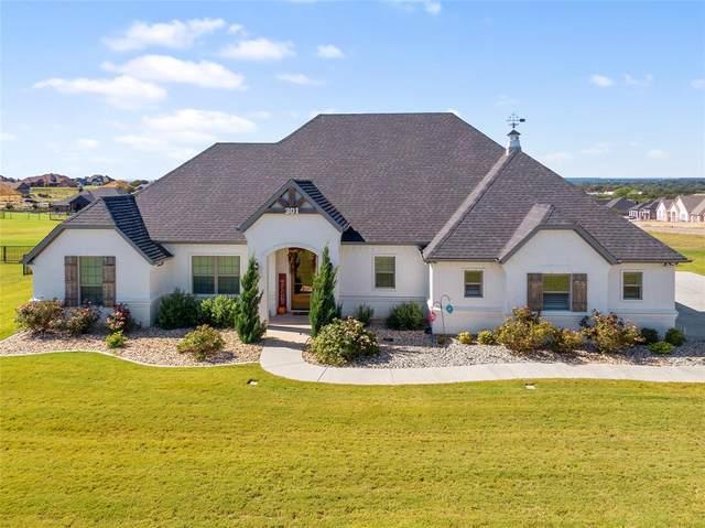 301 Kenyon Court, Granbury, TX 76049 (MLS #14694585) :: Team Hodnett