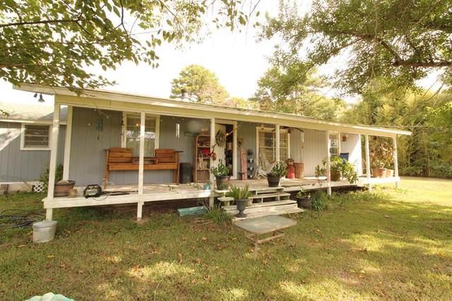 781 County Road 2730, Pittsburg, TX 75686 (MLS #14694591) :: Trinity Premier Properties