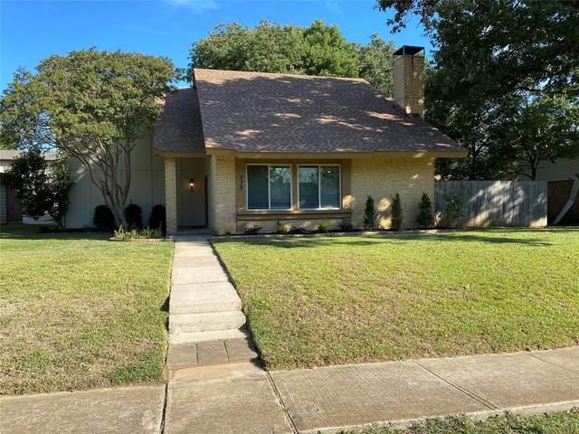 773 Red Wing Drive, Lewisville, TX 75067 (MLS #14694619) :: VIVO Realty
