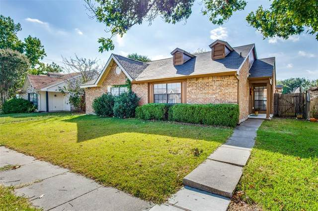 4637 Carr Street, The Colony, TX 75056 (MLS #14694651) :: The Star Team | Rogers Healy and Associates