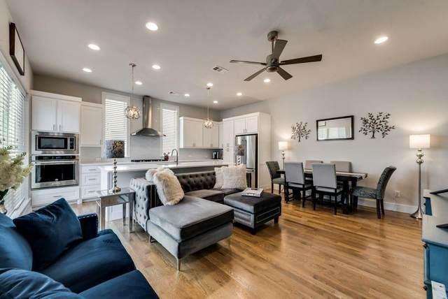 4760 Asher Place, Dallas, TX 75204 (MLS #14694662) :: Frankie Arthur Real Estate