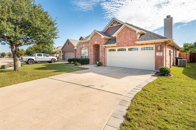 3101 San Fernando Drive, Fort Worth, TX 76177 (MLS #14694666) :: Justin Bassett Realty
