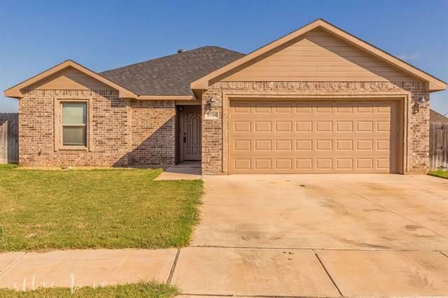 5758 Abbey Road, Abilene, TX 79606 (MLS #14694668) :: The Hornburg Real Estate Group