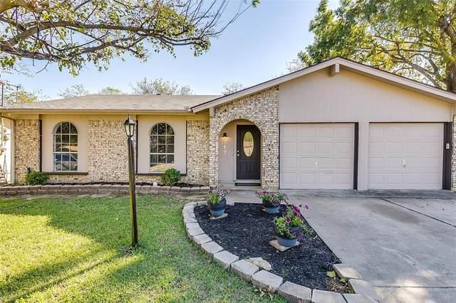 317 Boulder Court, Burleson, TX 76028 (MLS #14694677) :: The Good Home Team