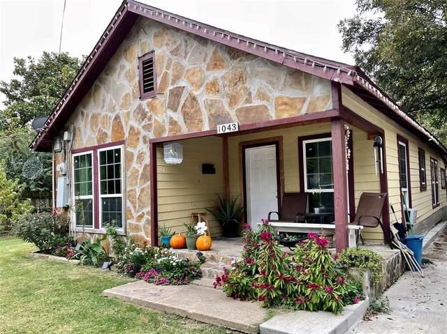 1043 N Justin Avenue, Dallas, TX 75211 (MLS #14694689) :: Real Estate By Design