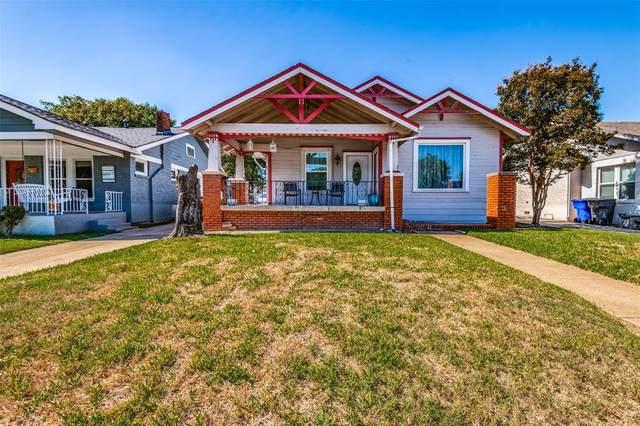 1025 Woodlawn Avenue, Dallas, TX 75208 (MLS #14694699) :: VIVO Realty