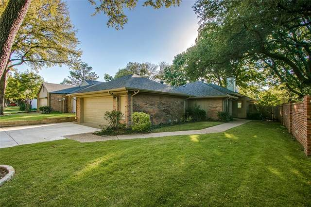 14903 Le Grande Drive, Addison, TX 75001 (MLS #14694702) :: The Barrientos Group