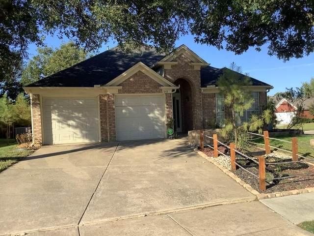 313 Foreman Drive, Euless, TX 76039 (MLS #14694705) :: Trinity Premier Properties