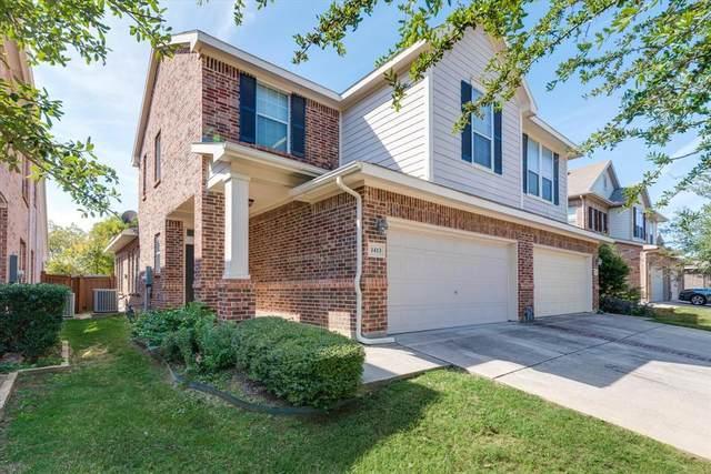 1413 Ravenwood Drive, Mansfield, TX 76063 (MLS #14694706) :: Real Estate By Design