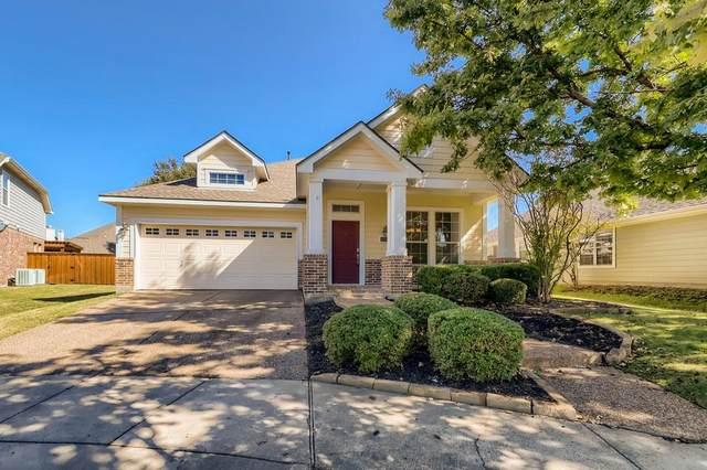 4705 Newbridge Drive, Mckinney, TX 75070 (MLS #14694708) :: Texas Lifestyles Group at Keller Williams Realty
