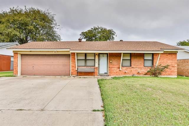1745 Gill Street, Blue Mound, TX 76131 (MLS #14694718) :: Texas Lifestyles Group at Keller Williams Realty