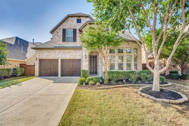 8169 Haltered Horse Lane, Frisco, TX 75036 (MLS #14694733) :: Potts Realty Group