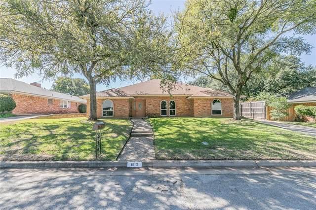 1810 Waterwood Drive, Arlington, TX 76012 (MLS #14694743) :: The Good Home Team