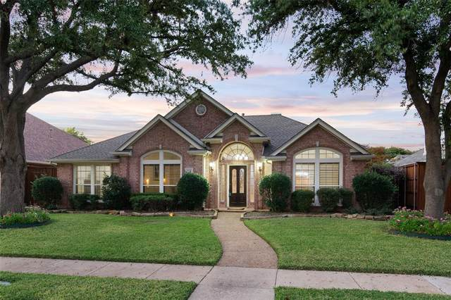 4645 Spencer Drive, Plano, TX 75024 (MLS #14694759) :: Texas Lifestyles Group at Keller Williams Realty