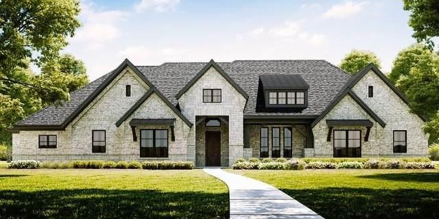 105 Hansma Way, Weatherford, TX 76087 (MLS #14694770) :: Trinity Premier Properties