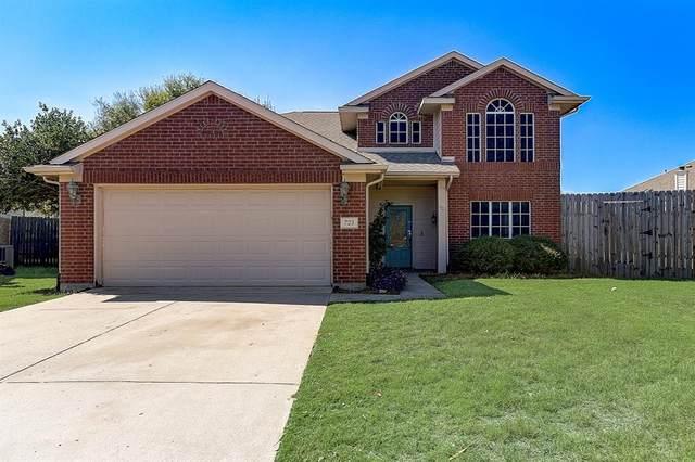 723 Black Walnut Drive, Lake Dallas, TX 75065 (MLS #14694774) :: Potts Realty Group