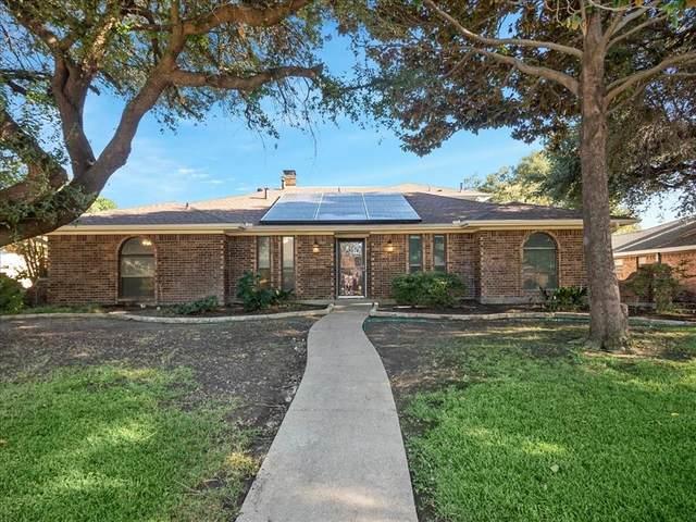 2416 Stone Creek Drive, Plano, TX 75075 (MLS #14694782) :: Real Estate By Design