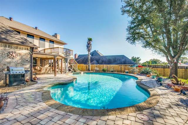 8609 Hidden Meadow Drive, Fort Worth, TX 76179 (MLS #14694796) :: RE/MAX Pinnacle Group REALTORS