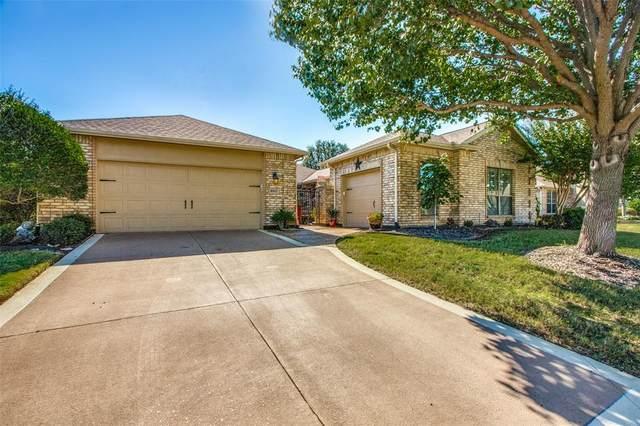 8805 Crestview Drive, Denton, TX 76207 (MLS #14694800) :: RE/MAX Landmark