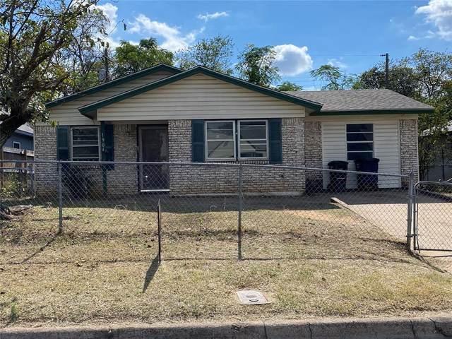 1904 E Myrtle Street, Fort Worth, TX 76104 (MLS #14694808) :: DFW Select Realty