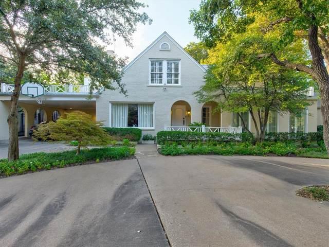 6120 Curzon Avenue, Fort Worth, TX 76116 (MLS #14694811) :: VIVO Realty