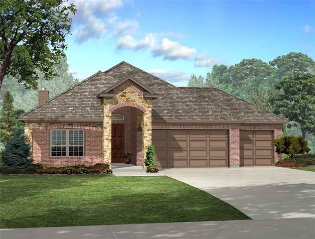 1120 Silver Oak Drive, Mansfield, TX 76063 (MLS #14694815) :: VIVO Realty