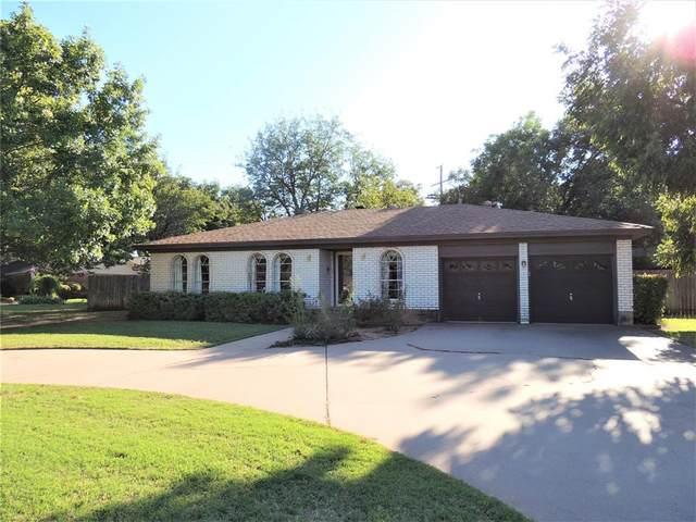 4101 Concord Court, Abilene, TX 79603 (MLS #14694834) :: Team Hodnett