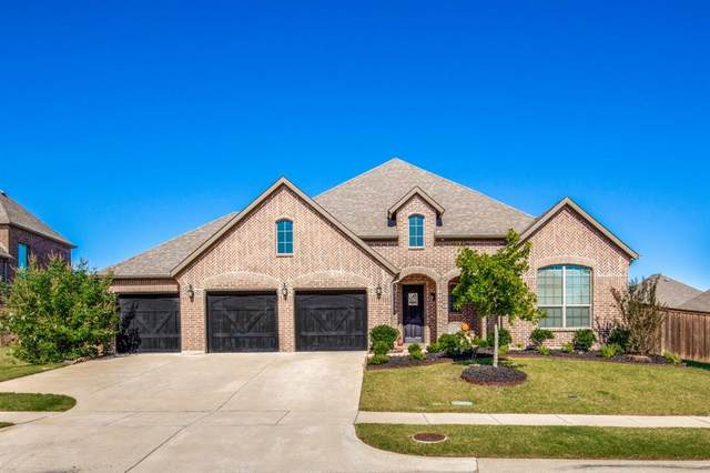 1478 Corrara Drive, McLendon Chisholm, TX 75032 (MLS #14694866) :: Trinity Premier Properties