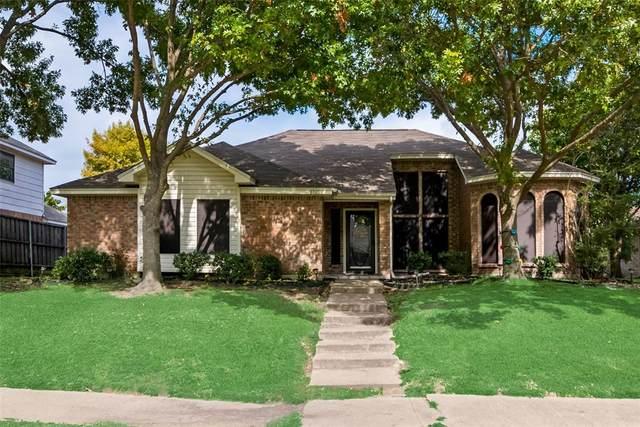 8809 Wood Glen Drive, Rowlett, TX 75088 (MLS #14694873) :: Real Estate By Design