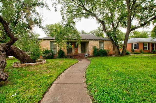1101 Albany Street, Abilene, TX 79605 (MLS #14694875) :: Jones-Papadopoulos & Co