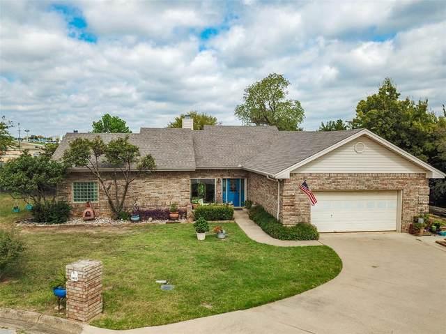 2409 Aspen Street, Corinth, TX 76210 (MLS #14694881) :: Wood Real Estate Group