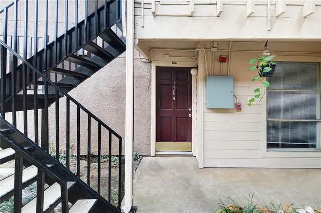 5522 Boca Raton Boulevard #304, Fort Worth, TX 76112 (MLS #14694893) :: Epic Direct Realty