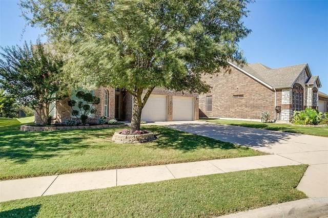 15849 Mirasol Drive, Fort Worth, TX 76177 (MLS #14694898) :: Texas Lifestyles Group at Keller Williams Realty