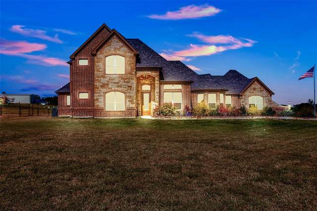 410 Lazy B Lane, Springtown, TX 76082 (MLS #14694905) :: Russell Realty Group