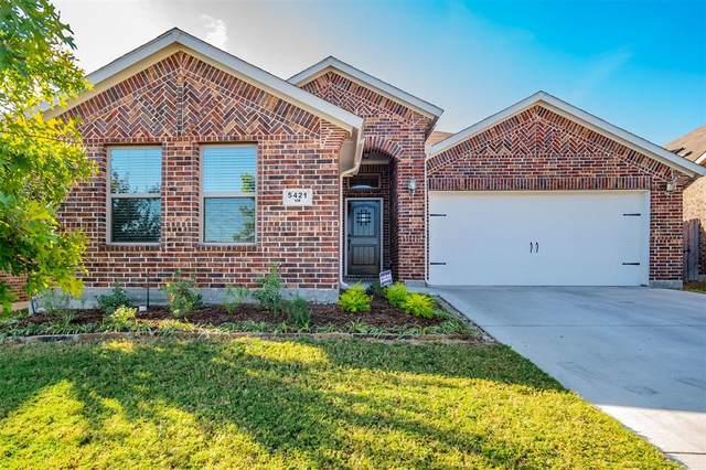 5421 Tuxbury Pond Drive, Fort Worth, TX 76179 (MLS #14694909) :: Crawford and Company, Realtors